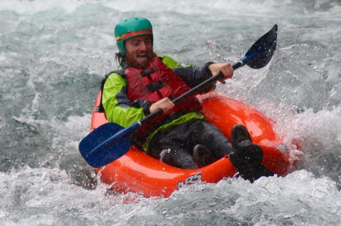 Half-Day Tongariro River Kayaking Adventure