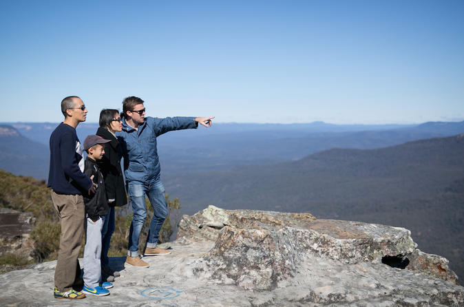 Blue mountains private tour from sydney in sydney 226708