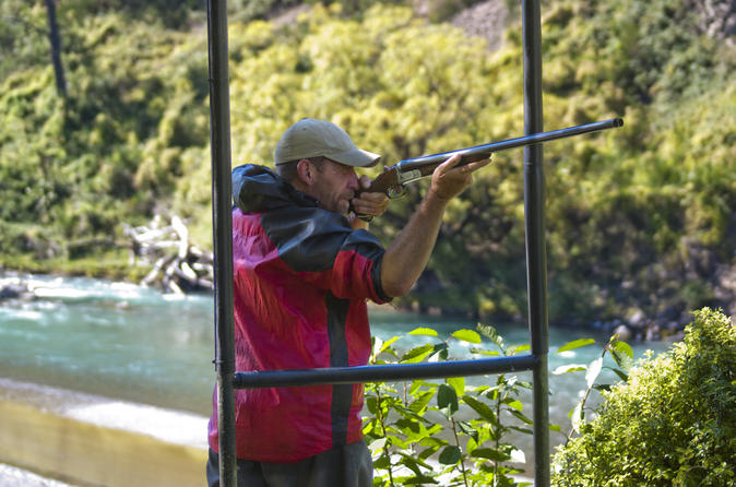Hanmer Springs Clay Bird Shooting