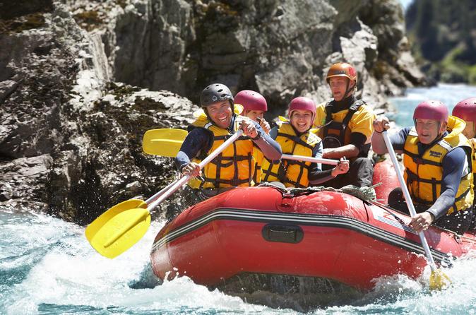 Hanmer Springs Rafting Adventure