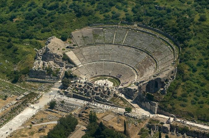 Kusadasi Excursion Private Guide and AC Transportation