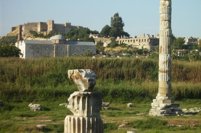 Private Ephesus Full-Day Tour from Izmir