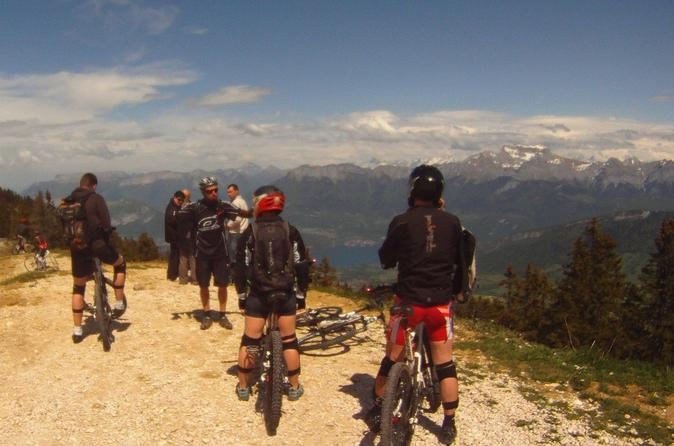 4 hour bike tour in semnoz in annecy 214410