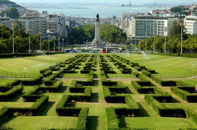 Green City Trail - City Run in Portugal