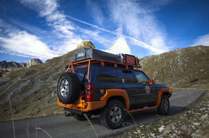 Peninsula of lustica private 4x4 jeep tour from kotor or tivat in kotor 297678
