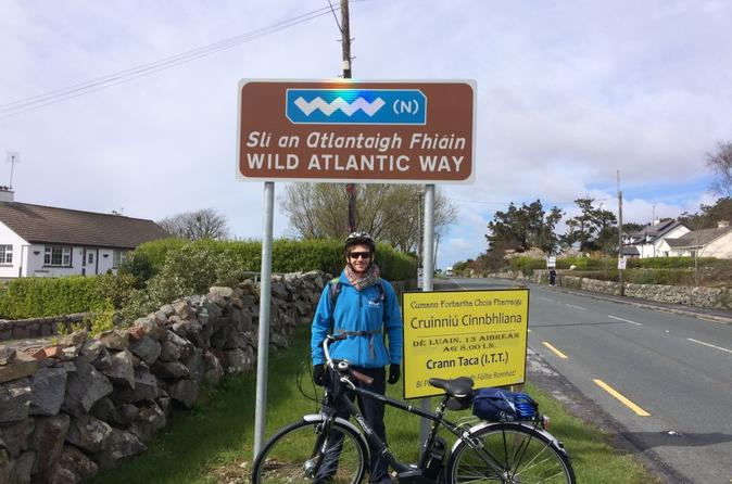 Wild atlantic way 7 day e bike cycling holiday from galway in galway 228623