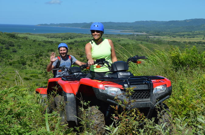 2 hour atv tour in la cruz 311081