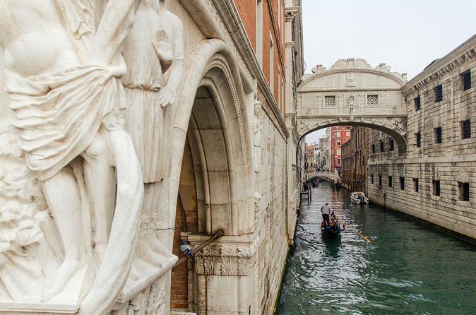 Basílica de São Marcos e o Palácio Ducal lendários de Veneza