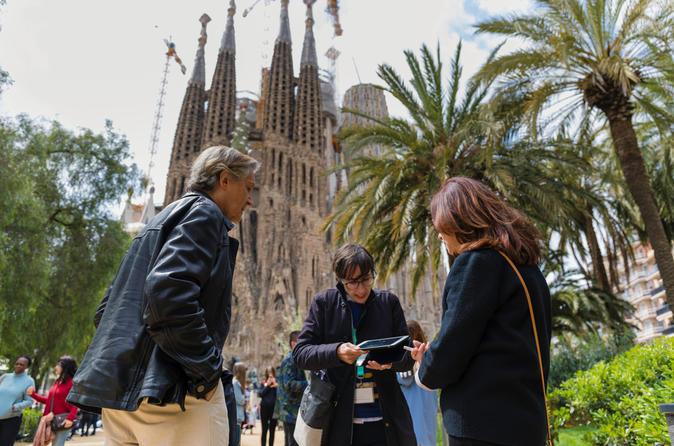 The Complete Gaudi Tour: Casa Batlló, La Pedrera, Park Guell & Sagrada Familia