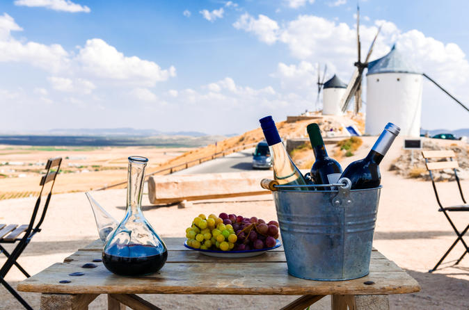Toledo Day Trip & Don Quixote Windmills tour with Expert Guide & Cheese Tasting