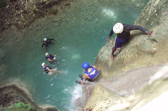 27 Waterfalls of Damajagua Tour from Puerto Plata