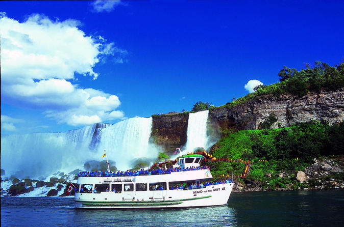 Classic all american tour of niagara falls in niagara falls 266627