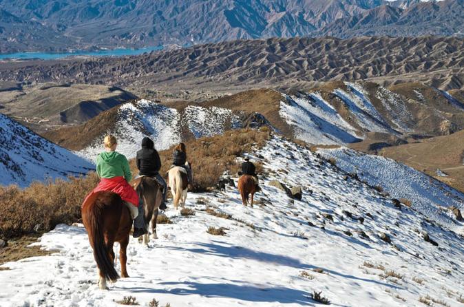 A verdadeira excursão Gaúcha de dia partindo de Mendoza: Rancho Don Daniel