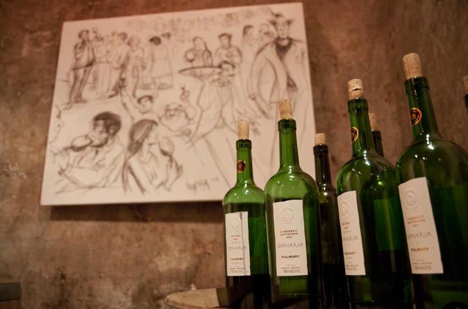 Tradição e paixão - Excursão vinícola clássica