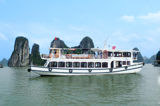 Halong bay day cruise from hanoi in hanoi 214219
