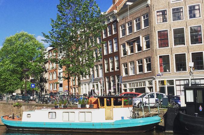 City tour acessível guiado particular em Amsterdã