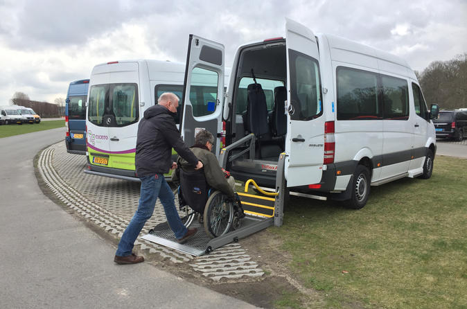 Wheelchair Accessible Airport Transfer - One Way - Amsterdam