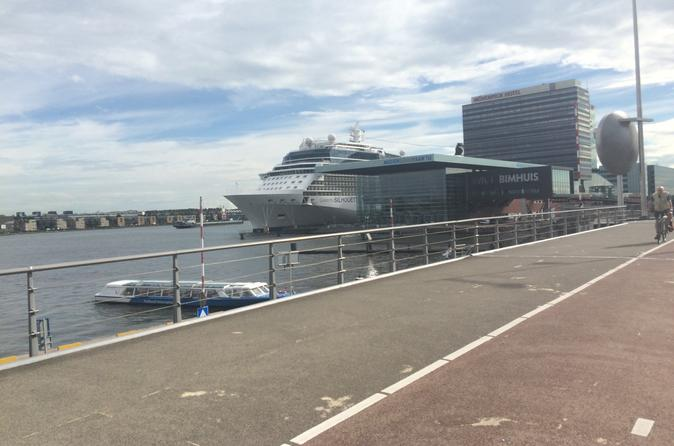Wheelchair Accessible Transfer From Schiphol To The Port Of Amsterdam - One Way