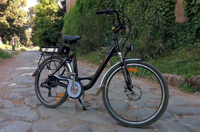 Bike Rental: Appia Antica Regional Park in Rome