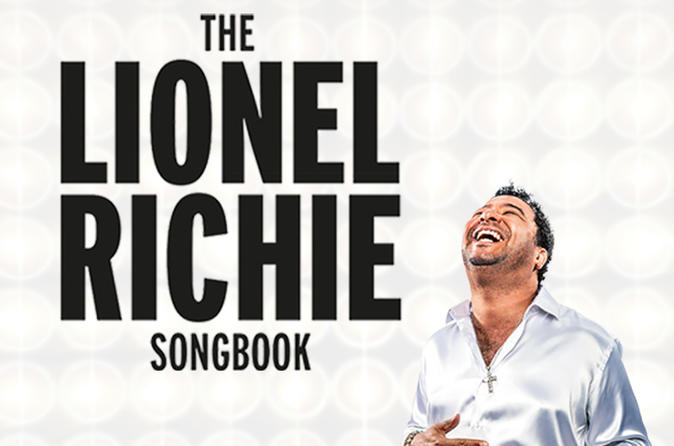 The Lionel Richie Songbook: Dancing On The Ceiling - Blackpool