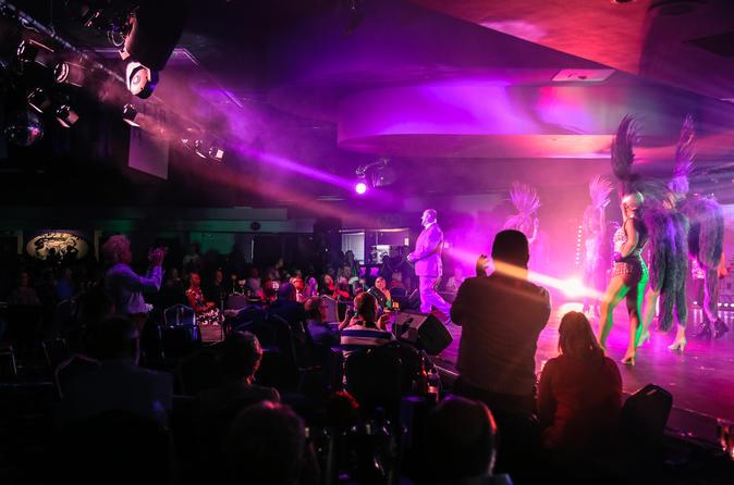 Viva! The Vegas Cabaret Show starring Leye D Johns