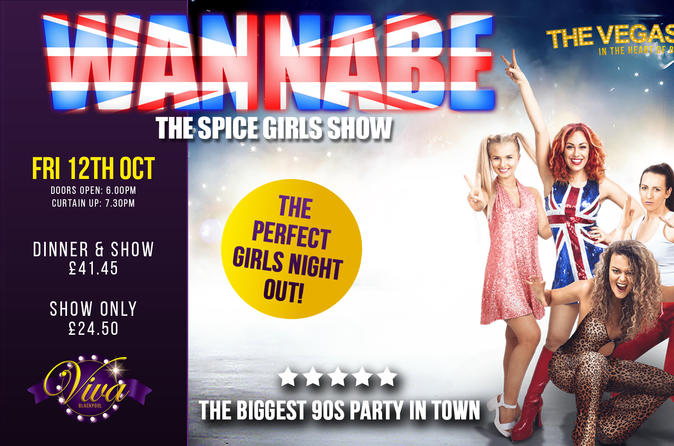 Wannabe The Spice Girls Show