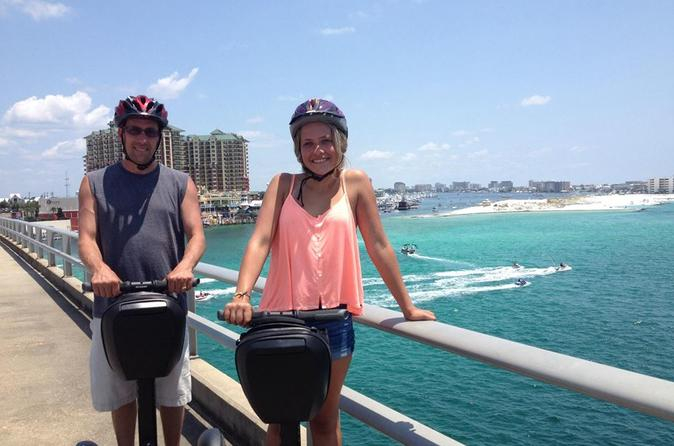 Destin Sightseeing Tour by Segway with Small Group