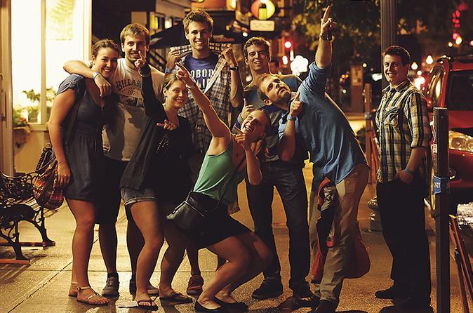 Quebec pub crawl in quebec city 242250