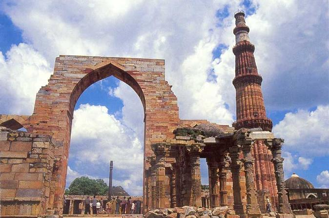 Day tour of delhi old and new in new delhi 291083