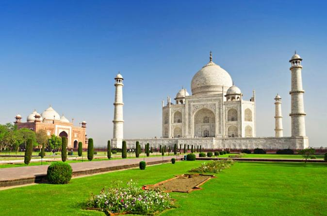 Private 7-Night Tour of Agra and Jaipur from Delhi Including Ranthambore Safari