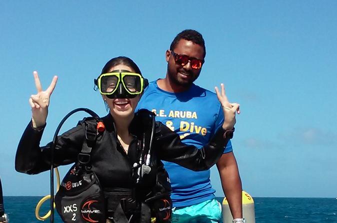 Aruba Discover Scuba Diving Course