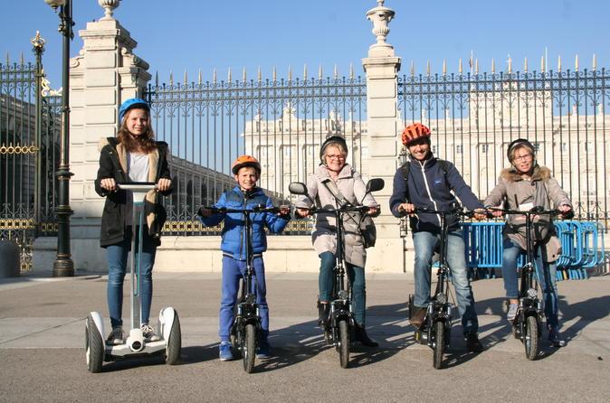 Madrid Outdoor Activities