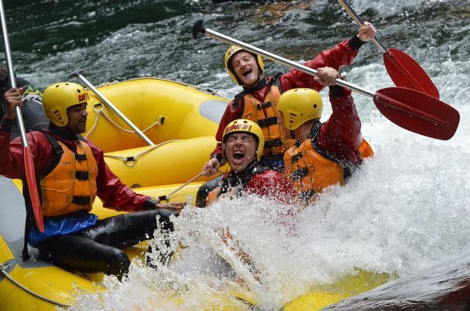 Kaituna White-Water Rafting Adventure