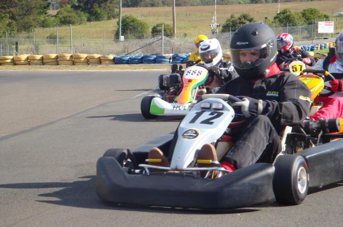 Go Kart Session in Picton