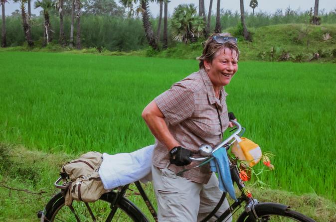 Village Biking Day Tour in Mahabalipuram