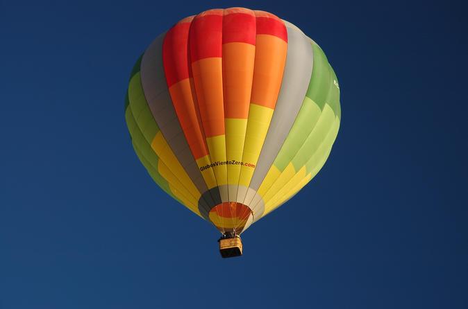 Balloon flights over Madrid, Segovia or Toledo