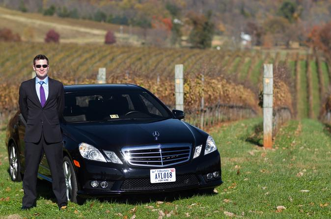 Weekday virginia private custom wine tour from charlottesville in charlottesville 214898