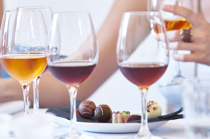 Madeira Wine And Chocolate Seminar And Tasting In Funchal