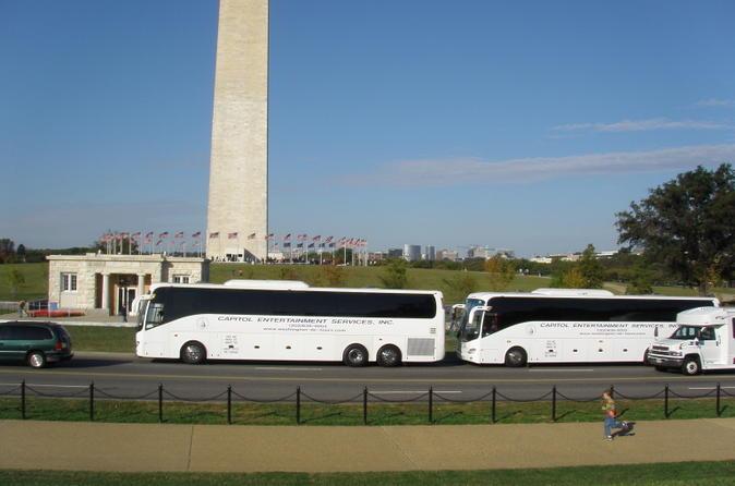 Half-day Washington DC Sightseeing Tour by Coach