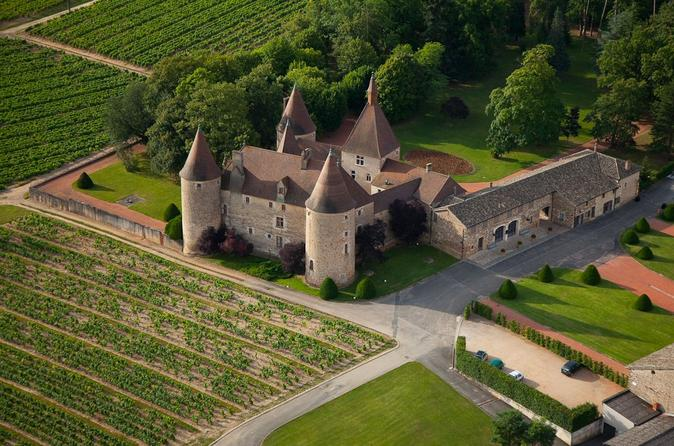 Private tour wine tasting helicopter tour from m con in m con 284247