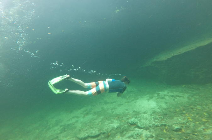 Cenote triple adventure tour in tulum in tulum 215091
