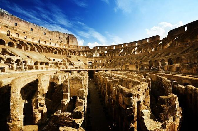 3hr VIP Extra Small Group Tour Of Colosseum & Ancient City Of Rome