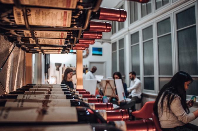 Learn Italian Whilst Wine Tasting - Rome