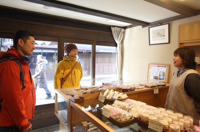 Takayama Food and Culture Walking Day Tour