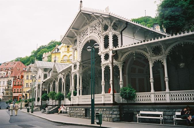 Private Karlovy Vary Day Trip Including Light Refreshments from Prague