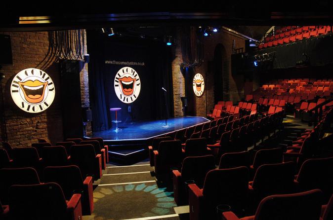The Best in Stand-Up, comédia ao vivo em Manchester