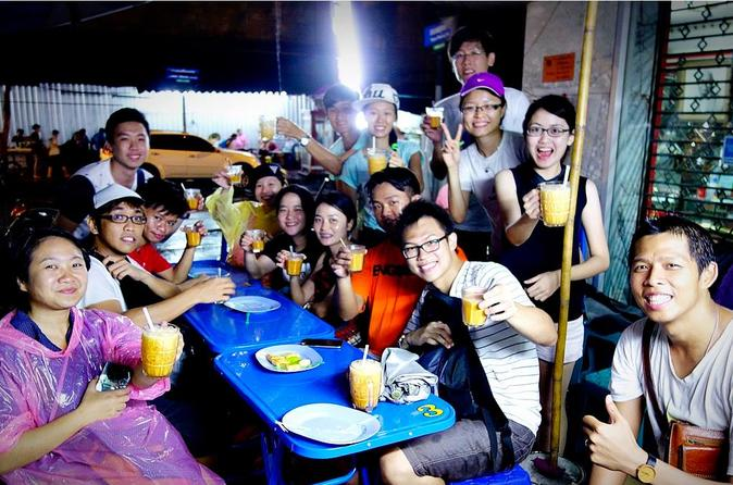 Street Food Trail in Bangkok