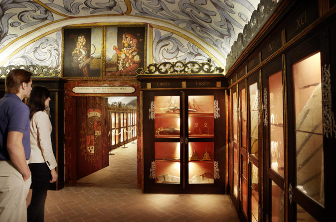 The Esterházy Treasure Chamber Visit