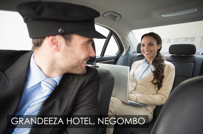 Colombo, Sri Lanka Airport (CMB) to Grandeeza Hotel,  Negombo