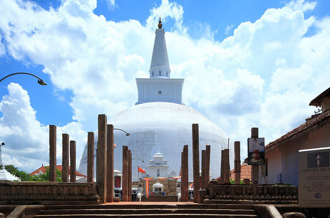 Private day tour anuradhapura and mihintale from dambulla in dambulla 266341